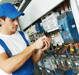 замена автоматов в электрощитке цена