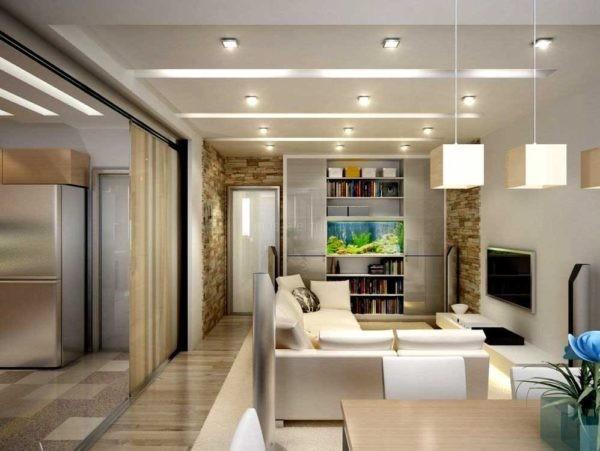 Замена проводки в однокомнатной квартире цена