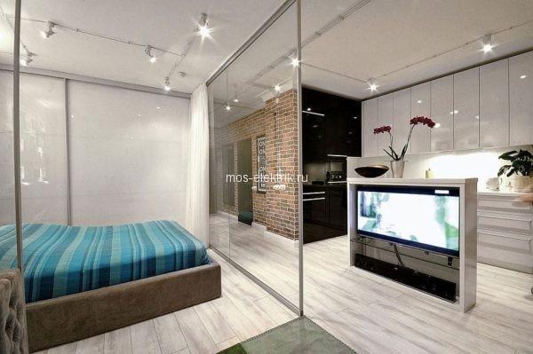 Стоимость замены электропроводки в двухкомнатной квартире