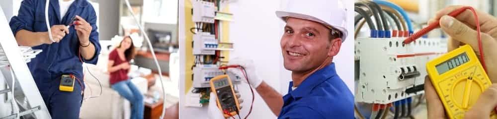 услуги электрика в москве цены