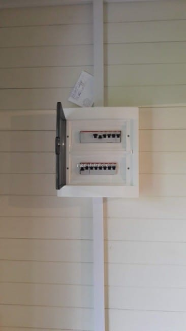 электрик на дачу под ключ недорого