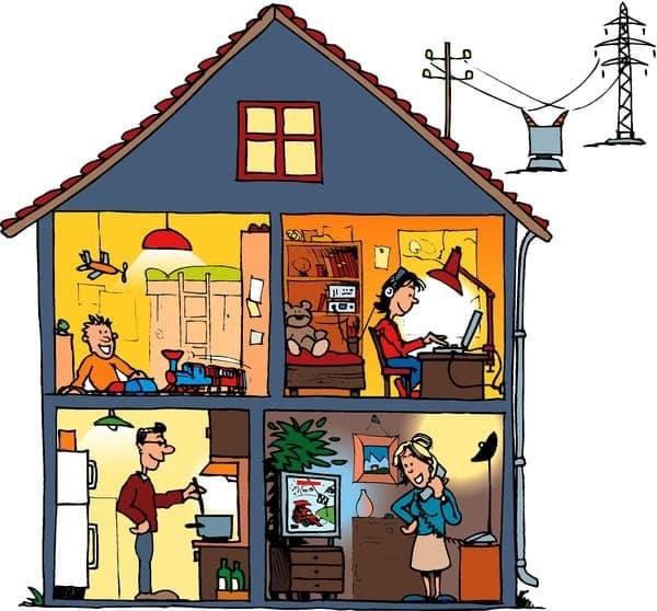 elektrika-v-chastnom-dome-stoimost