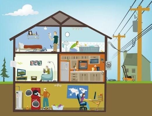 elektrika-v-chastnom-dome-cena