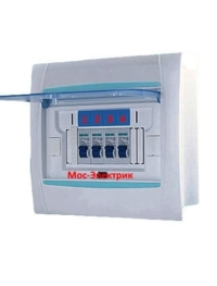 Установка и монтаж электрощита с автоматами