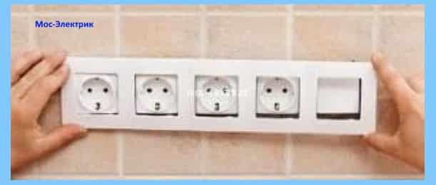 замена проводки в однокомнатной квартире стоимость работ