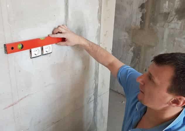 Электрика в новостройке под ключ